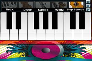 電子鋼琴2.0