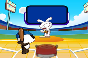 熊貓打棒球