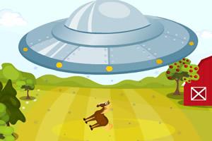 外星人襲擊農場