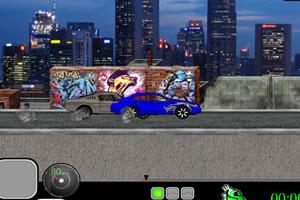 城市地下赛车