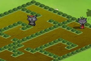 灰太狼与红太郎迷宫约会