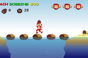 小猴搬椰子