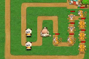 熊貓莊園保衛戰