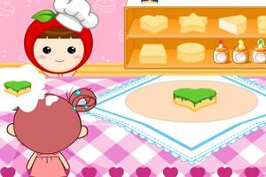 娃娃-卖蛋糕