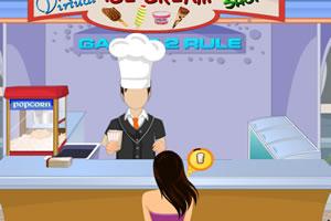 虚拟冰淇淋店