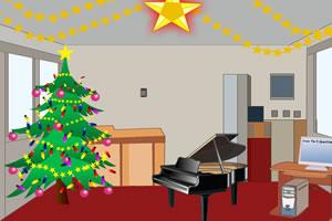 聖誕鋼琴房逃脫