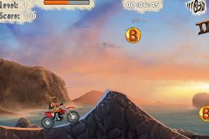 极限越野摩托2无敌版