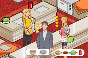 女生汉堡店3无敌版
