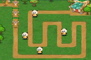 熊貓莊園保衛戰中文版