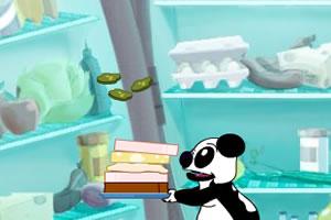 飢餓大熊貓