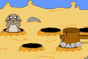 沙漠打地鼠