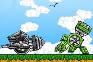 机器人大决斗