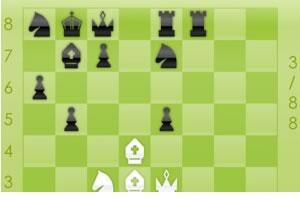 教你下国际象棋