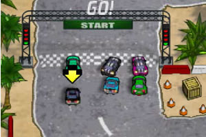 疯狂漂移赛车2