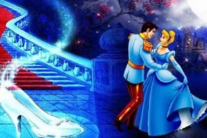 公主和王子的涂鸦舞会