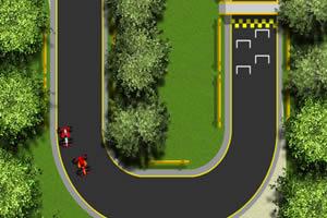 F1微型赛车