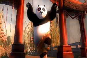 功夫熊貓找字母
