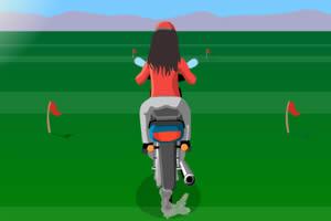 三轮越野摩托