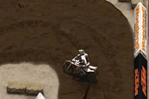 红牛摩托漂移赛