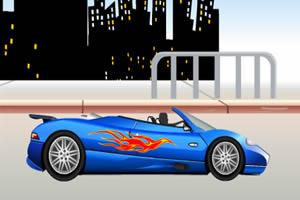 超级跑车追踪赛