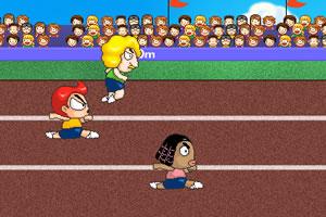 超级大竞技百米赛跑