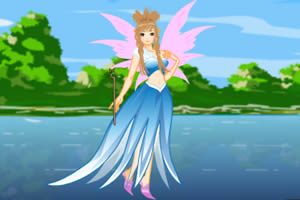 童话精灵公主
