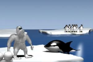 南極運動會