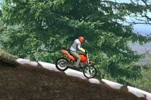 春季摩托车越野