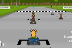 极速狗狗赛车