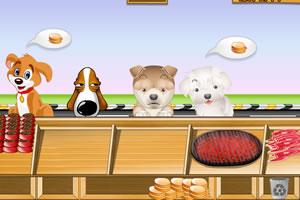 宠物汉堡店