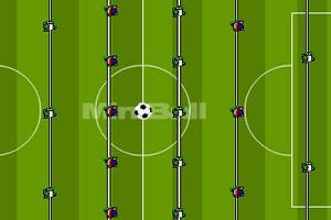 二人足球撞球场