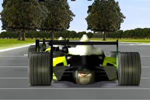 3D方程式赛车