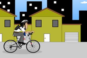 马路自行车