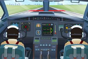 驾驶波音747