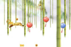 功夫熊貓猴子偷桃