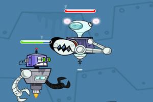 机器人的未来之战