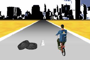 自行車障礙賽