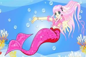 小美人鱼公主