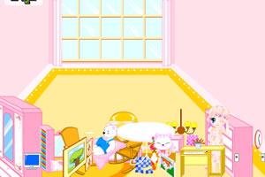 可愛MM的房間