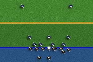 橄榄球策略