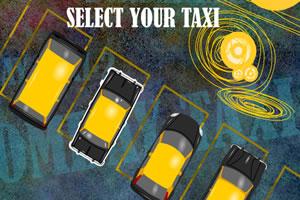 出租车司机泊车