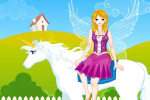 公主的甜心小馬