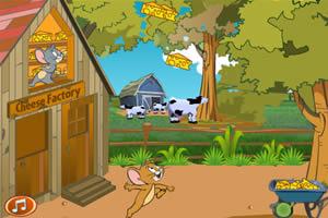 貓和老鼠之頂奶酪