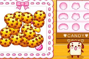可愛的糖果店