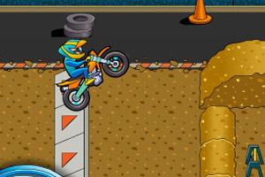 自由摩托赛