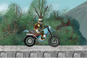 极限越野摩托