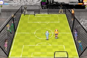 街头双打足球