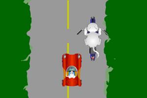 精灵鼠赛车