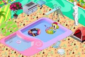 设计游泳池