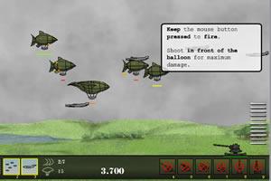 空域防卫战